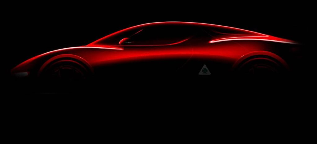 Alfa confirms supercoupe... and surprises with supercar plan