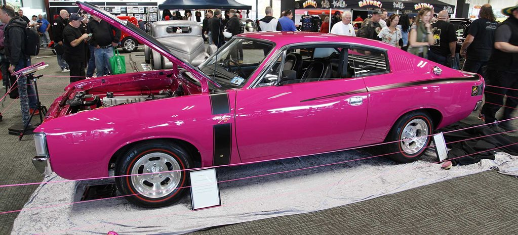 Chrysler Charger at Sydney Hot Rod Expo