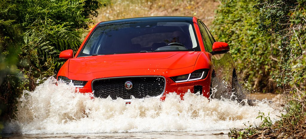 Jaguar Land Rover electric cars to go only AWD