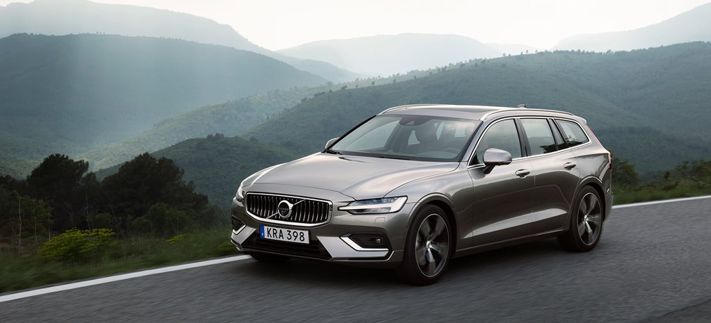 2018 Volvo V60 review