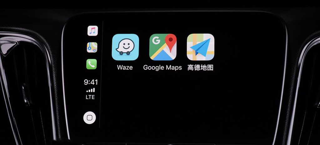 Future versions of Apple CarPlay to support Google Maps