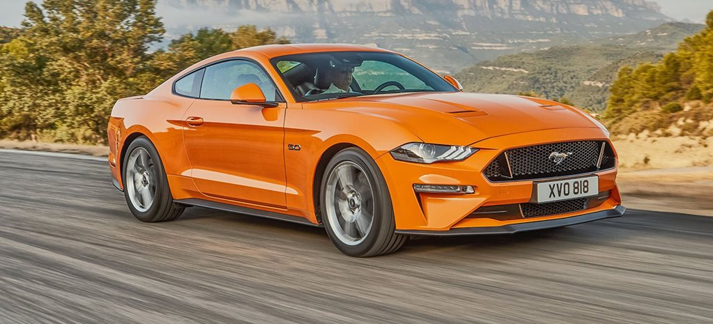 Updated 2018 Ford Mustang to keep three-star crash rating