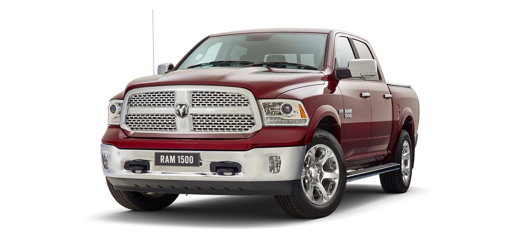 First RAM 1500 rolls off the Australian Ateco production line