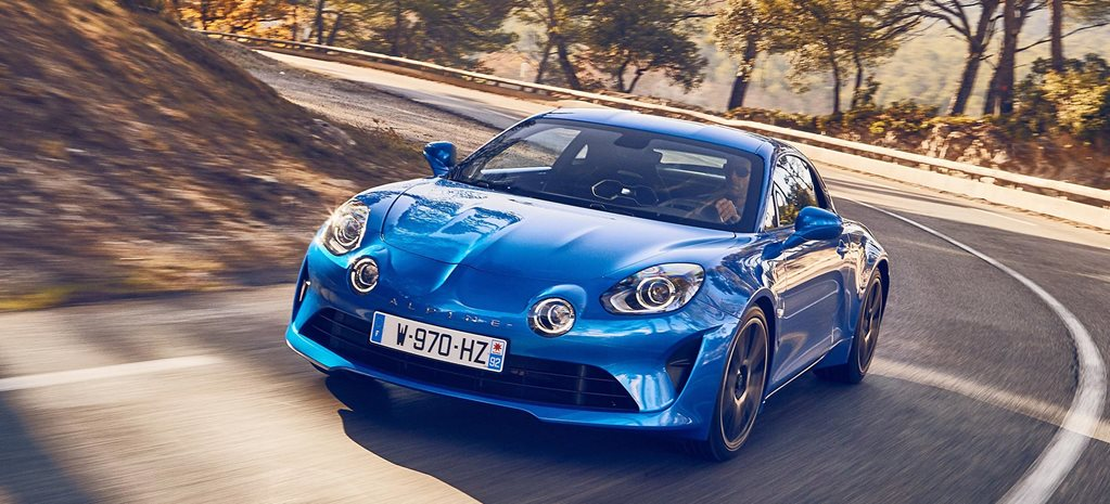 2018 Alpine A110 in numbers news
