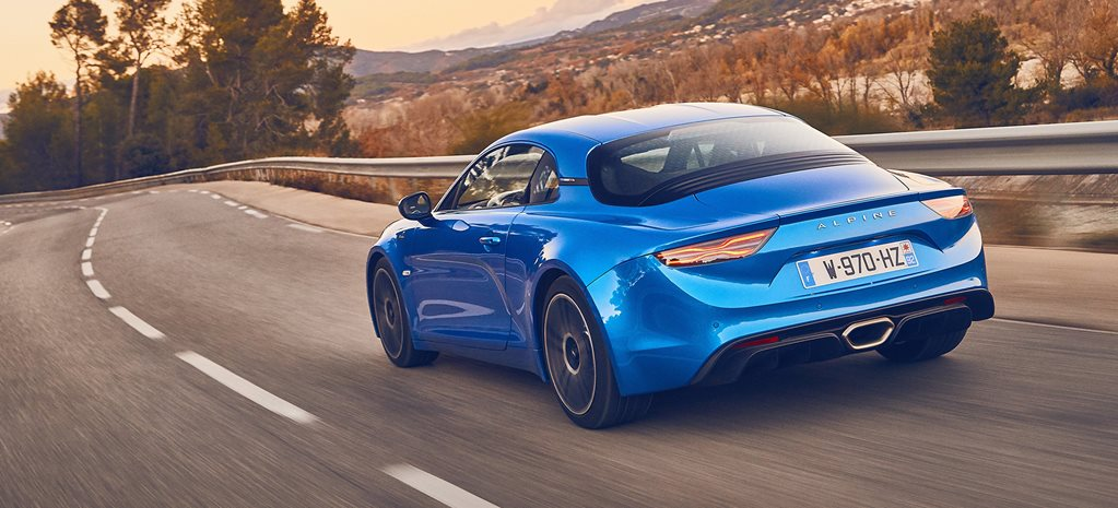 2018 Alpine A110 confirms pricing, trio of variants