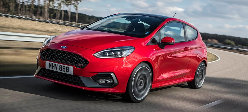 2018 Ford Fiesta ST tech explained feature