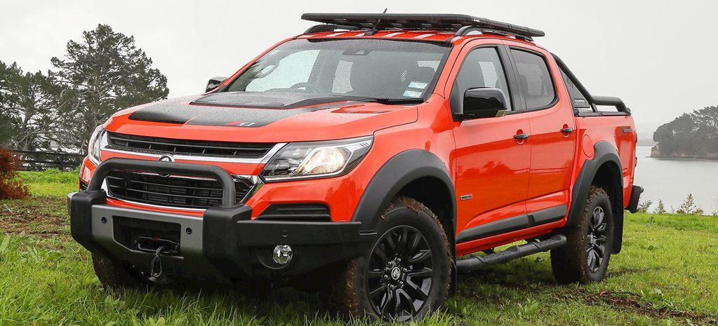 Holden Colorado Xtreme
