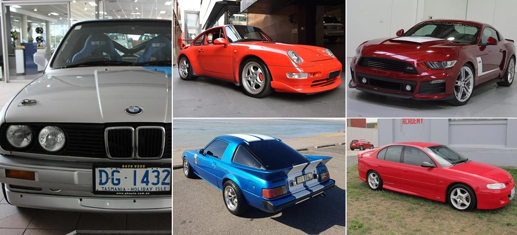 911 Carrera RS CS; BMW 325ix; Roush RS3; RX-7; VT Clubsport: Classifieds of the week