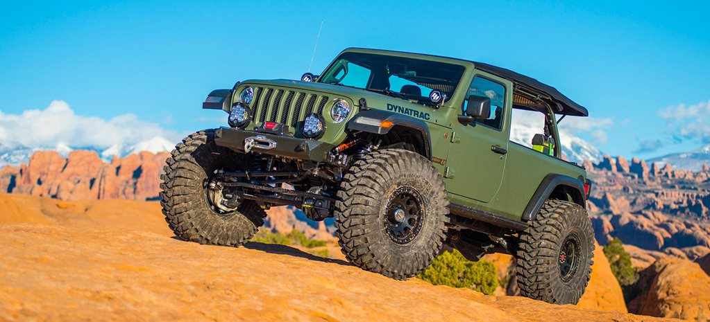Code1 Jeep Jl Wrangler Custom 4x4 Review