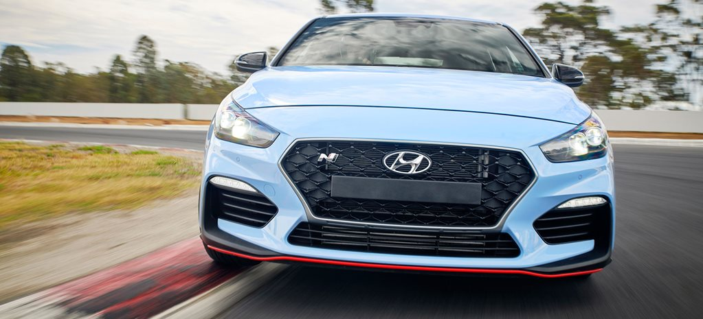 Hyundai maps out the future of N