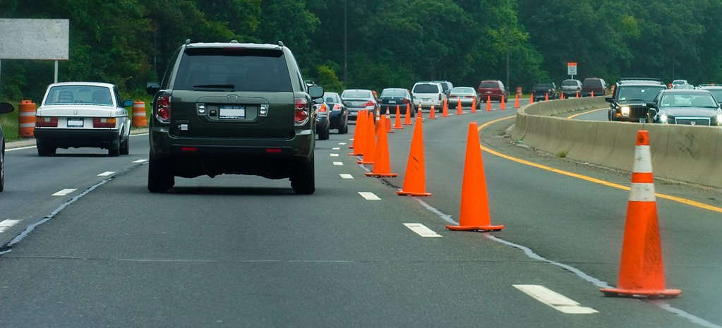 Robot traffic cones could ease roadwork snarls
