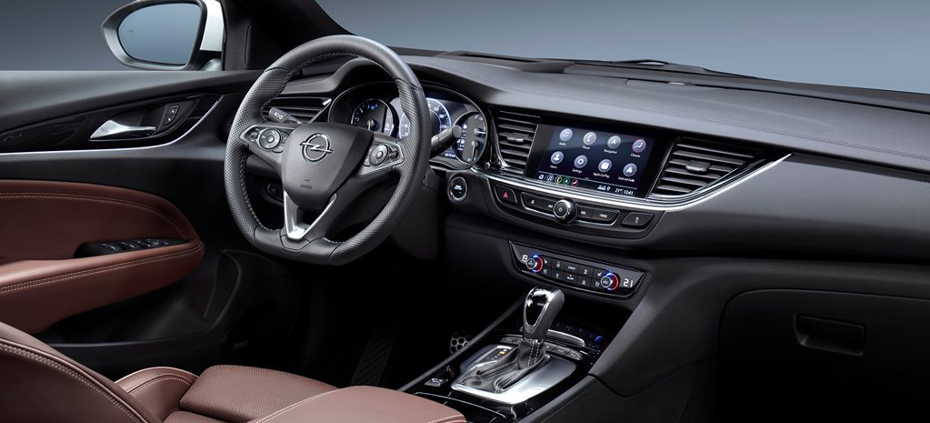 Opel rolls out next-gen infotainment to Commodore's Euro cousin