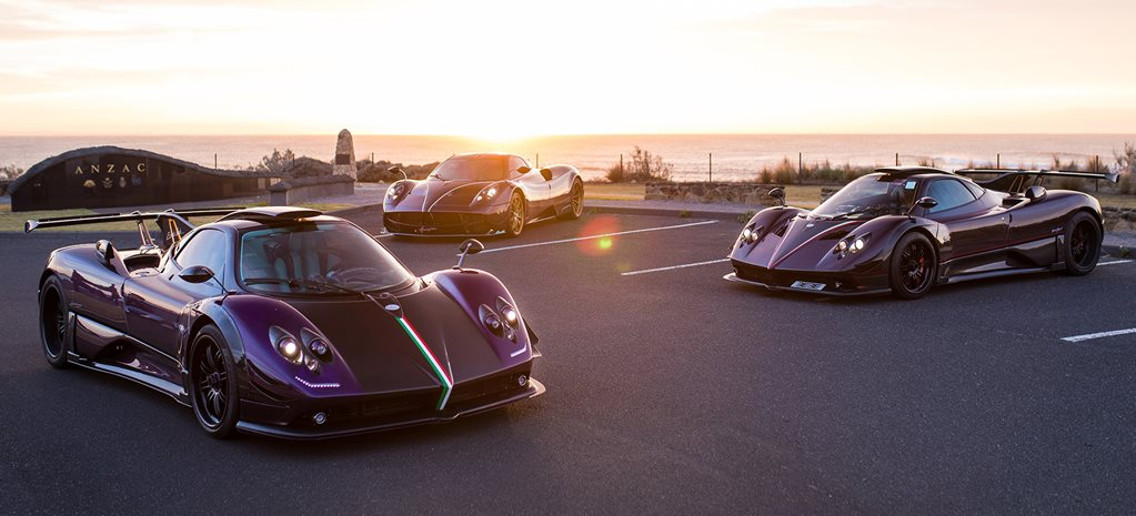 Pagani Raduno brings ultra-exotics to Australia: gallery
