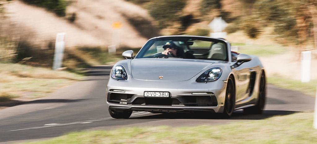 2018 Porsche 718 Boxster GTS review