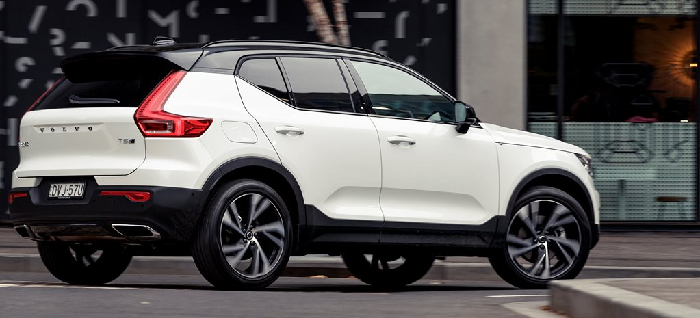 volvo xc40 2018 review  price  u0026 features