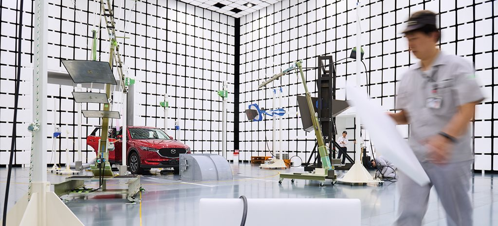 Explained: Mazda's Anechoic Chamber