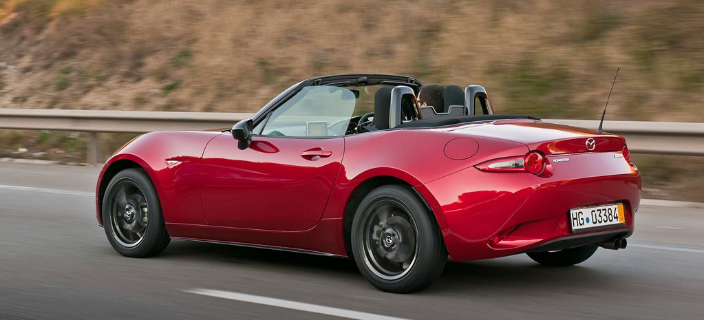 Mazda boosts MX-5 power
