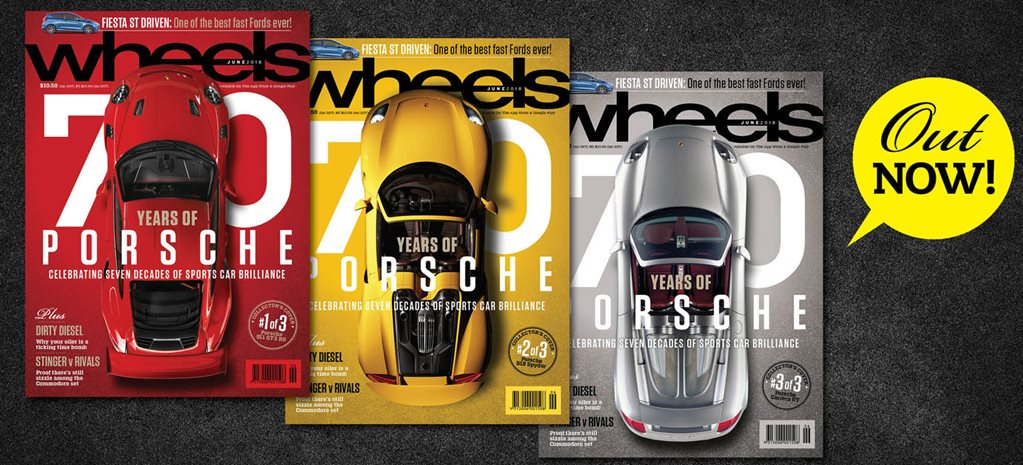 Porsche turns 70: a preview of Wheels magazine's June 2018 issue