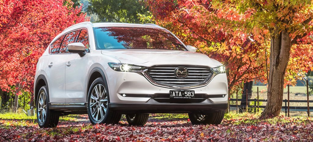 2018 Mazda CX-8 pricing revealed