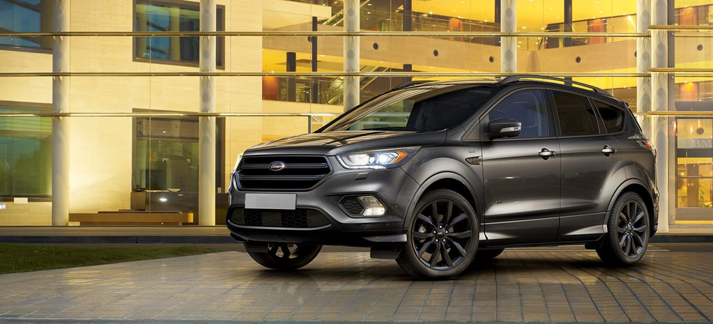 2018 Ford Escape ST-Line adds spice to SUV range