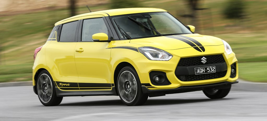 2018 Suzuki Swift Sport long-term review