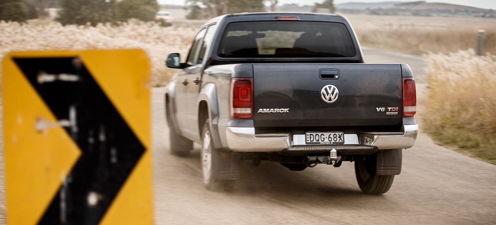 Ford, VW look into sharing trade utes, vans