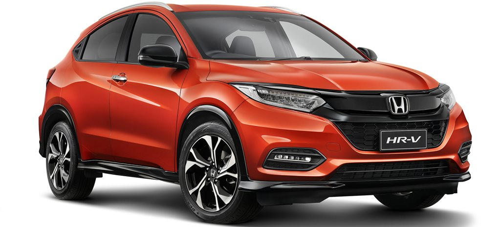 2019 Honda HR-V gains sporty RS model