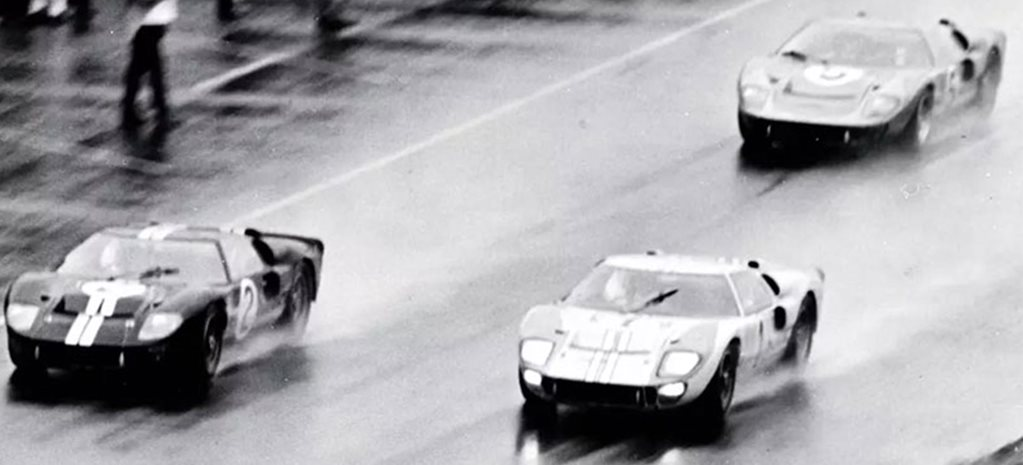The story behind Ford's 1966 Le Mans victory
