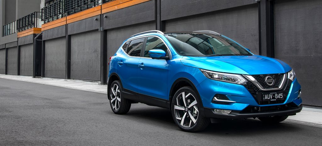 2018 Nissan Qashqai Ti pricing and features