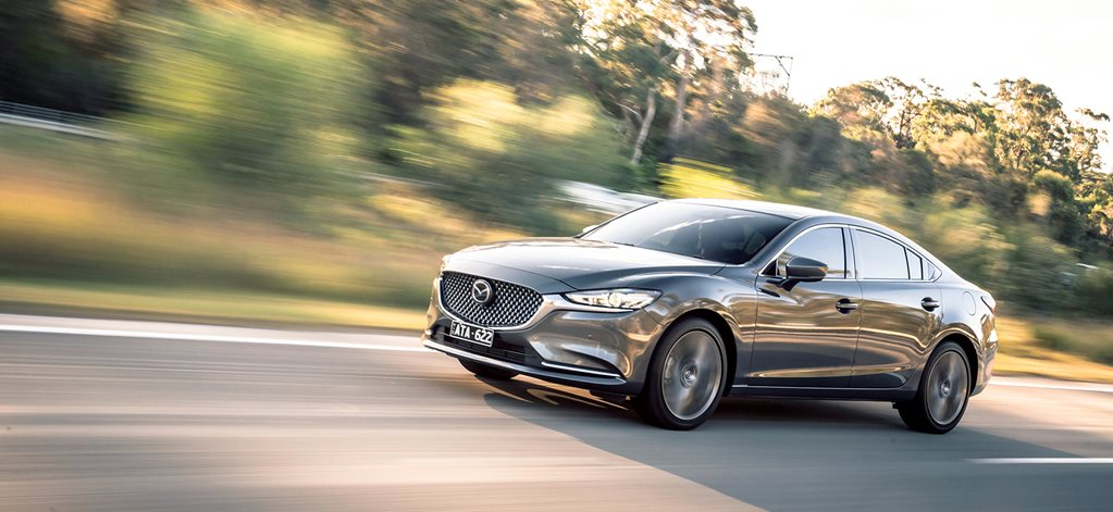 Mazda 6 2018 Review, Price & Features