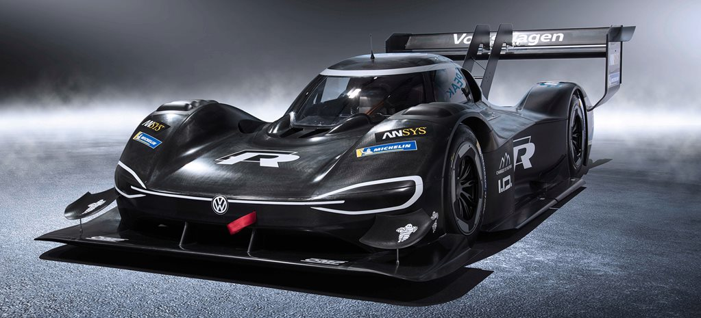 Volkswagen I.D. R at the 2018 Pikes Peak hill climb: Run for the hills