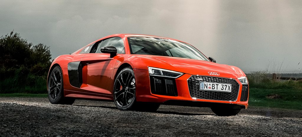2018 Audi R8 V10 RWS performance review