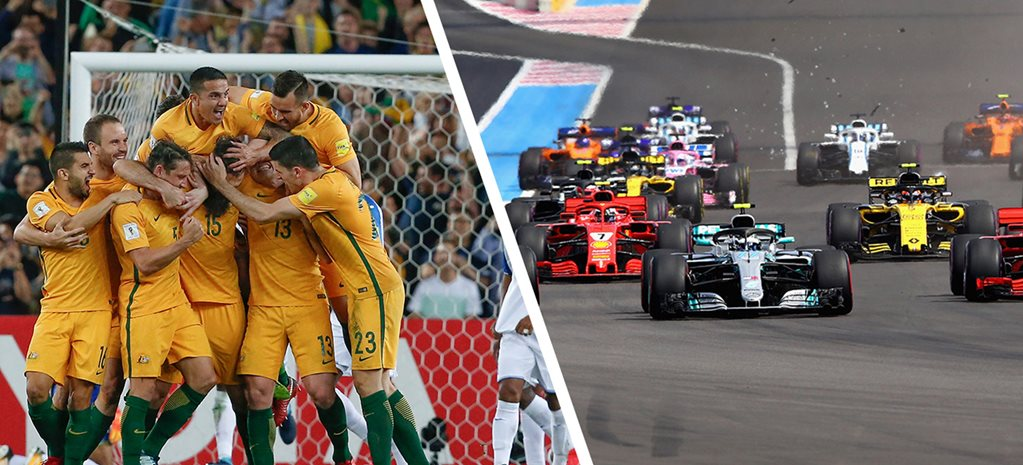 Formula 1 drivers vs World Cup stars: who is paid the most?