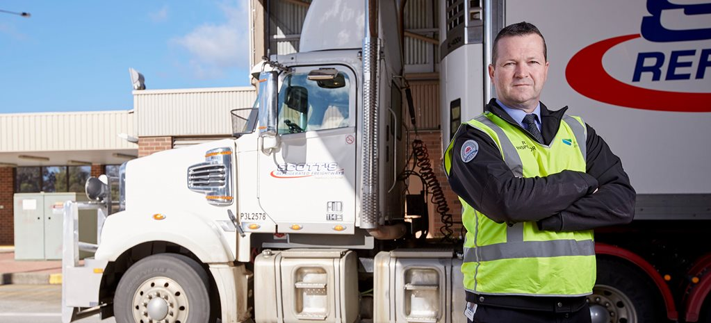 Wheel Stories: Show us your rig - The heavy-vehicle inspector who keeps NSW truckin'