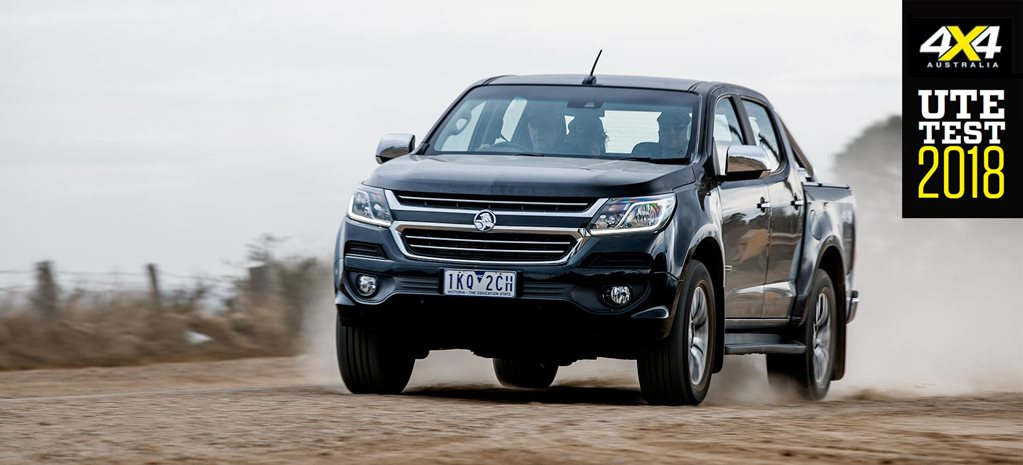 2018 Ute Test: Holden Colorado LTZ