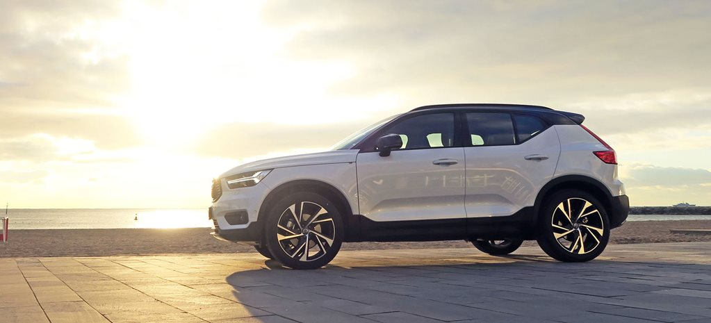 Volvo dumps diesel from XC40 range, adds new T4 variants