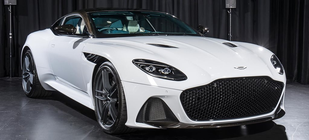 Aston Martin DBS Superleggera Revealed - Aston martin news
