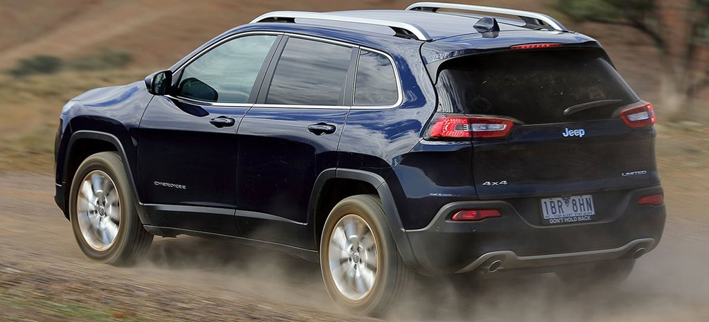 Jeep Cherokees recalled in Australia for stuck on cruise control fix