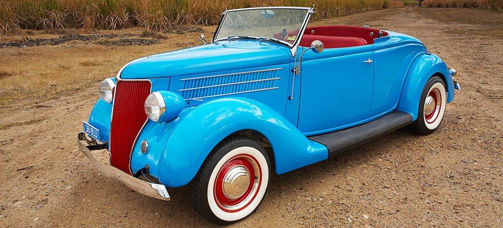 302 Windsor-powered custom 1936 Ford Roadster on xg falcon ute, xw falcon ute, ea falcon ute, fg falcon ute, xp falcon ute, xl falcon ute, ford falcon ute,