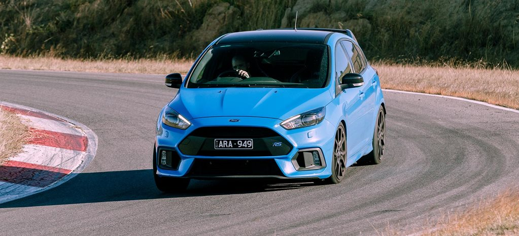 2018 Ford Focus RS Limited Edition long-term Part 7