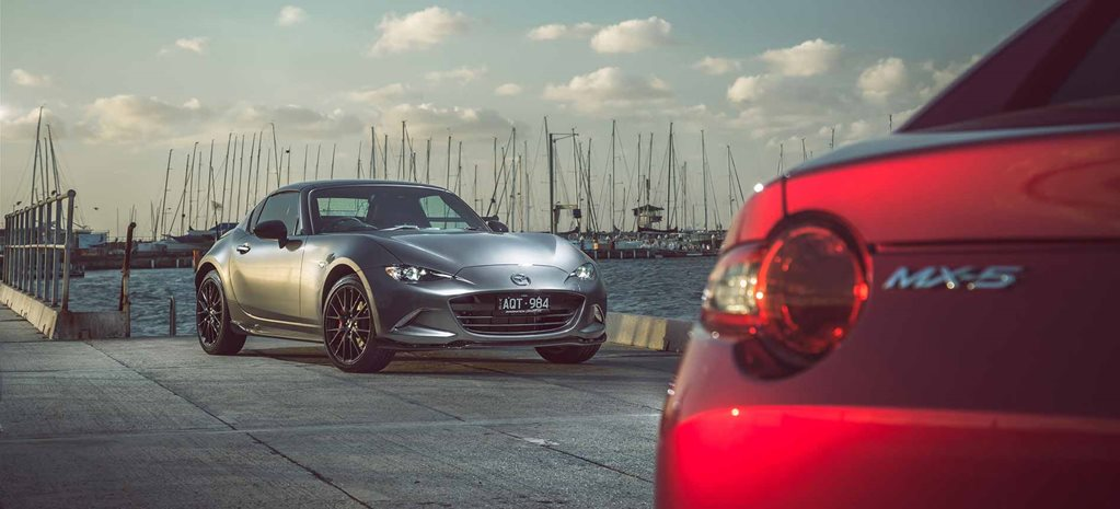Lighter, more powerful Mazda MX-5 sets stage for Aussie arrival