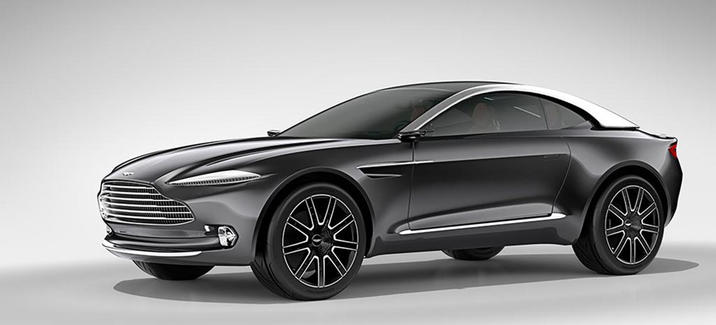 New Aston Martin crossover to be called Varekai?