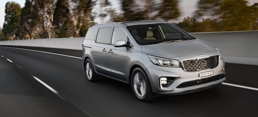 2018 Kia Carnival Platinum CRDi quick review