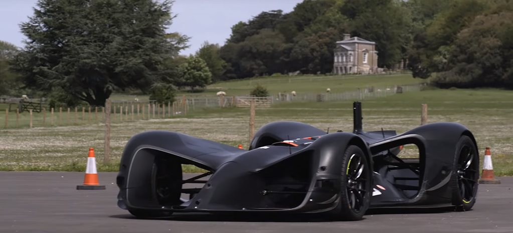 Roborace to complete fully-autonomous run at Goodwood