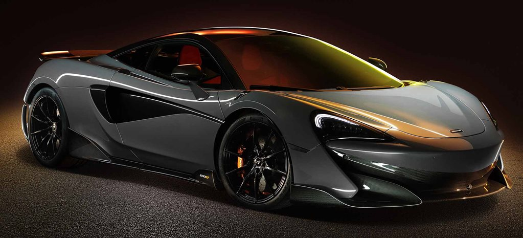 Faster, lighter, more powerful: 2018 McLaren 600LT revealed