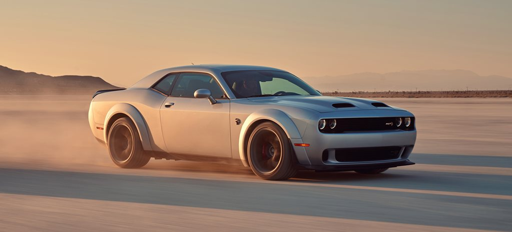 Six things you need to know about the Hellcat Redeye
