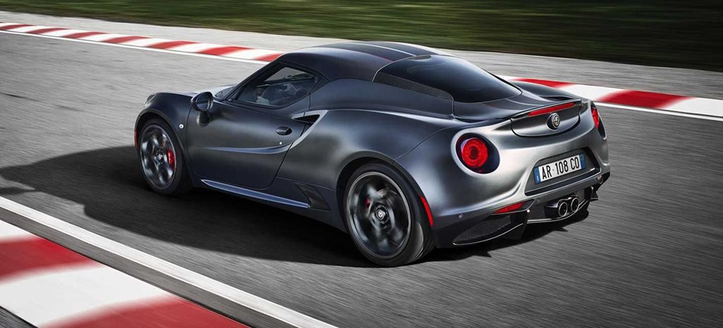Rumour buster - Alfa Romeo 4C Coupe lives on for now
