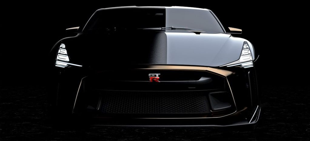 Nissan builds no-limits GT-R prototype with Italdesign