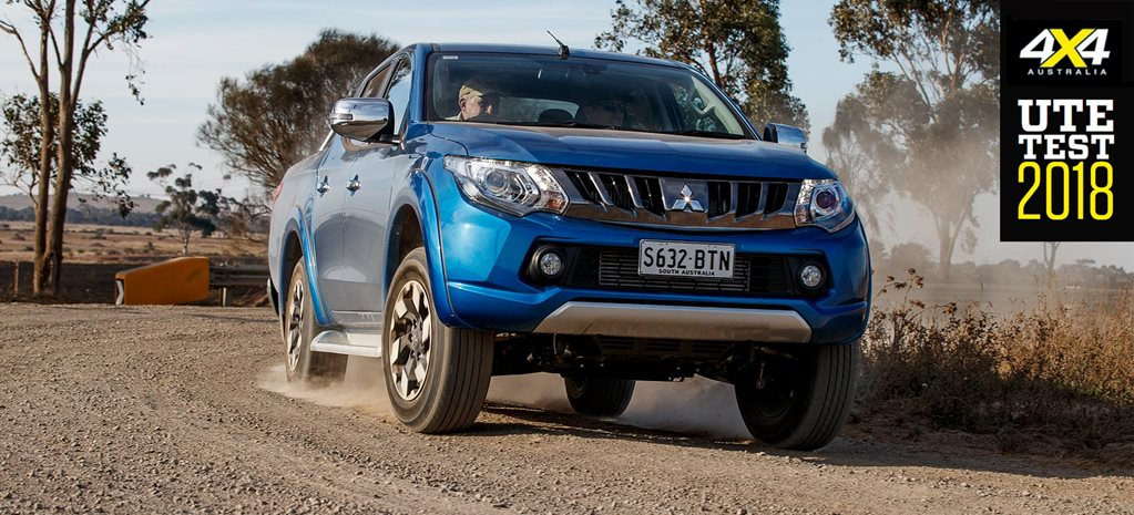 2018 Ute Test Mitsubishi Triton Exceed review