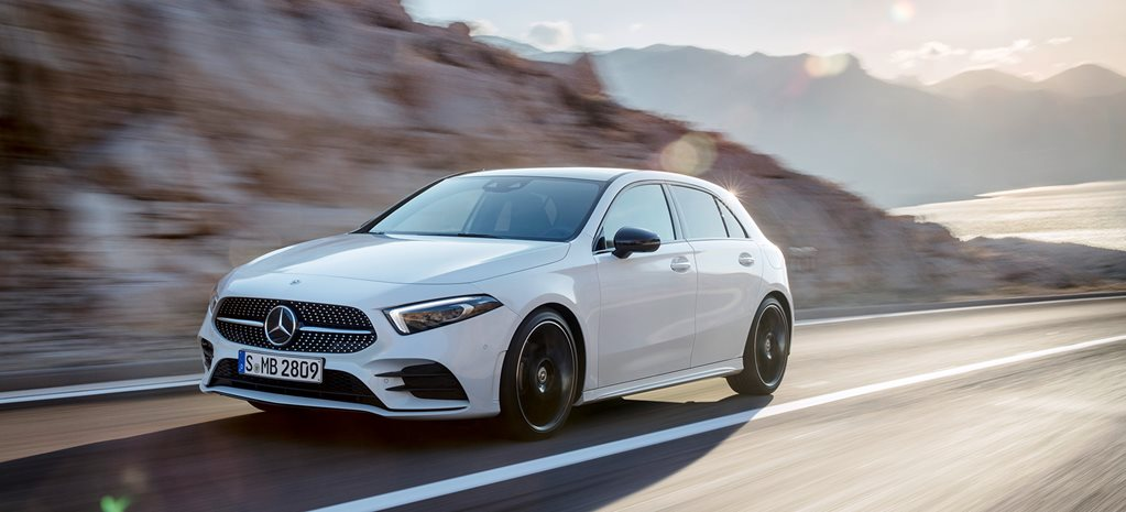 Mercedes-Benz A-Class plug-in hybrids on their way